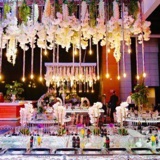 חתונה באולמי אריא – Arya – עיצוב אולם