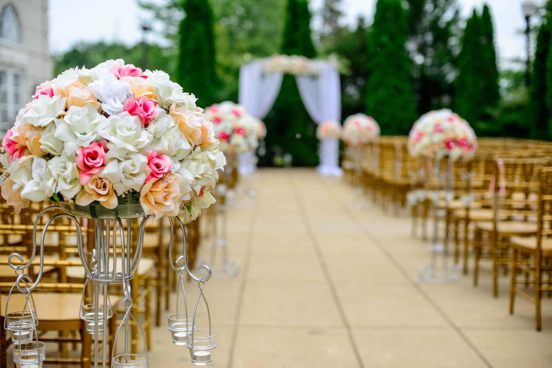 מעצבת חתונות פלאנרז הפקות אירועים