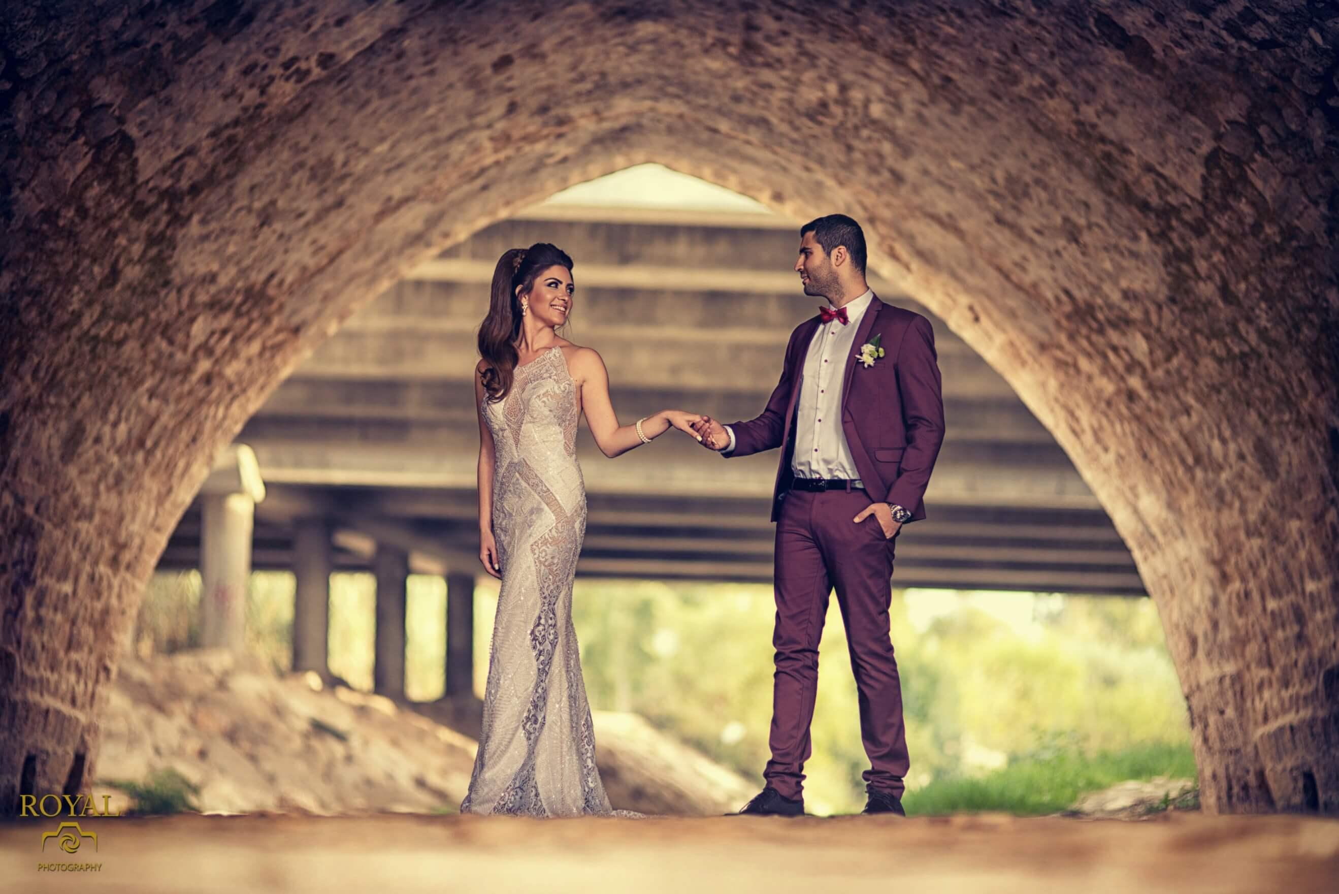 תמונות חתונה - רויאל סטודיו לצילום