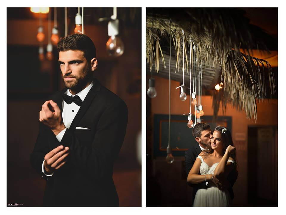 תמונות חתונה - רון קובי סטודיו לצילום