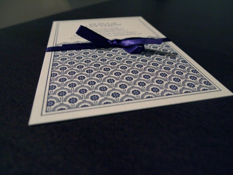 המלצות לשליחת הזמנות חתונה בדואר