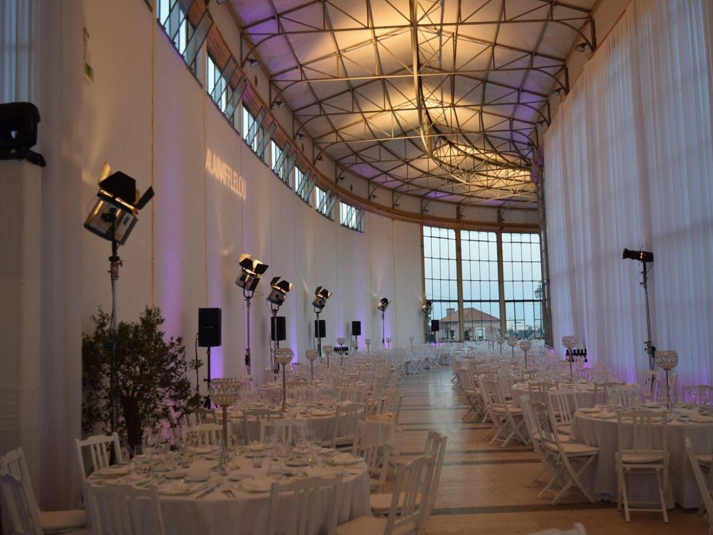 5 סיבות לבחור בגן אירועים בשרון לחתונה שלכם