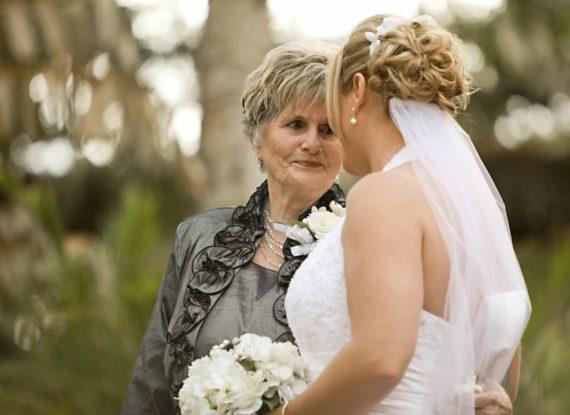 6 סיבות טובות לערב את אמא בארגון החתונה שלך