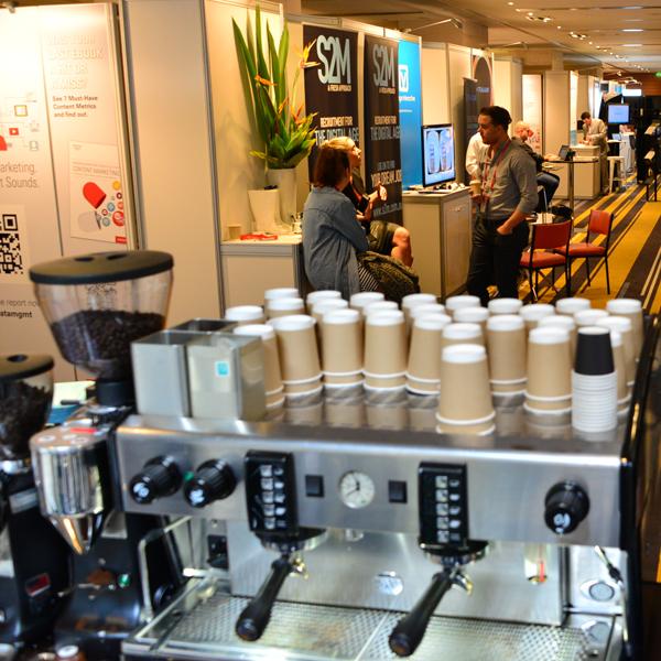עמדות קפה לאירועים