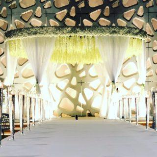 חתונה באולמי אריא – Arya – עיצוב חופה